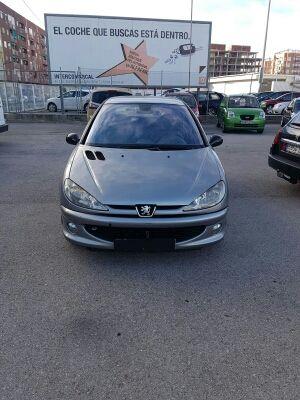 Peugeot 206 gti gasolina