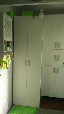Mueble lavadora y secadora de segunda mano por 125 en - Mueble lavadora secadora ...