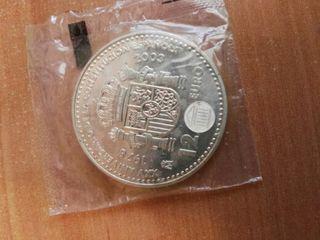moneda de plata 2003