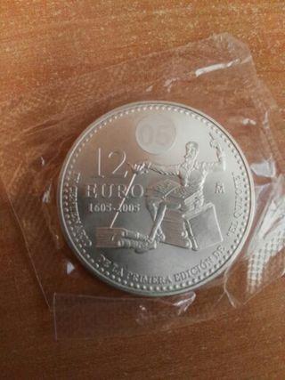 moneda de plata 2005