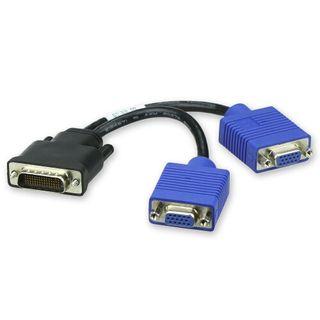 DMS-59 a 2 VGA extensor de escritorio