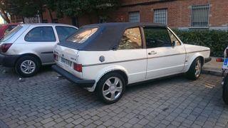 Volkswagen Golf Cabrio 1987