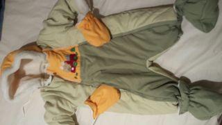 Buzo-mono bebé talla 6 meses 62- 68 cm
