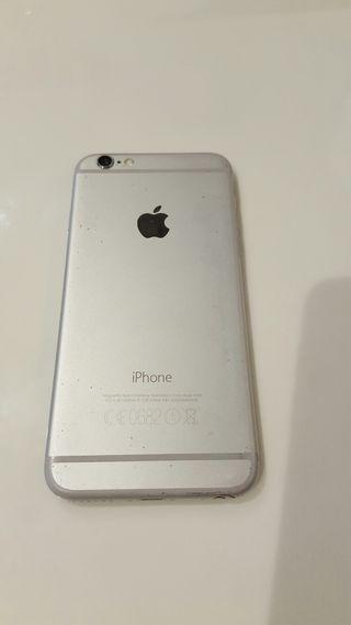 Iphone 6 Gris Plata