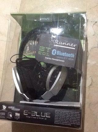 Auriculares Free Runner Bluetooth nuevos