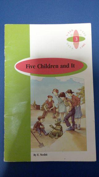 Libro ingles five children and it