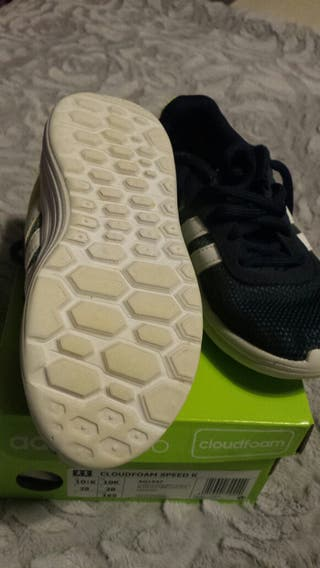 Zapatillas adidas talla 28