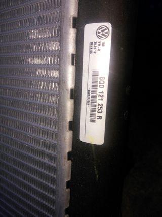se vende radiador agua ibiza