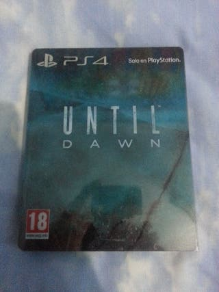 Until Dawn Edicion Especial PS4
