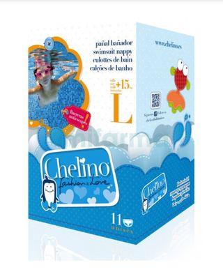 Pañales de agua Chelino (sin estrenar)
