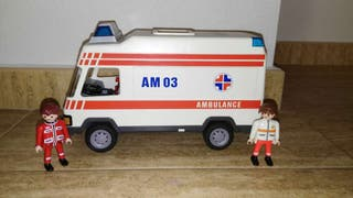 Playmobil ambulancia 3925