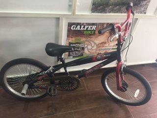 "Bici razor aggressor 2.0 bmx 20"""