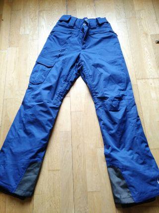 Pantalon esqui salomon