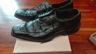 Caballero 43 Por De Vestir Zara 7 Zapatos kuiPXOZ