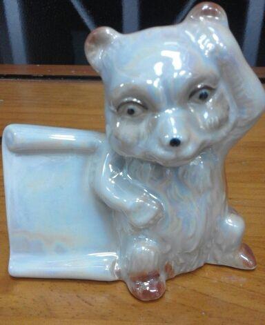 4 Figuritas de porcelana