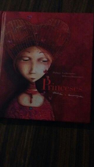 libro princeses