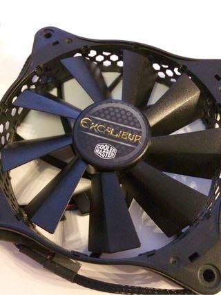 Ventilador COOLER MASTER 120