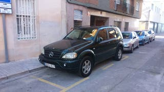 Mercedes-benz Ml 270 cdi (163) 2000