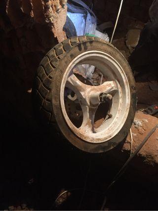 Rueda moto