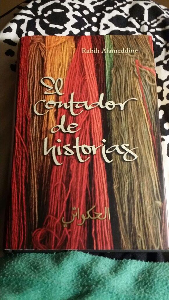 """libro """"el contador de historias """""""