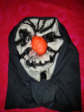 mascara para disfraz
