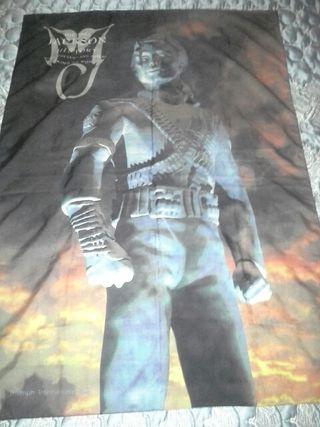 bandera michael jackson