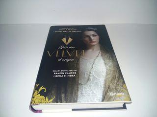 Libro Velvet, el origen.