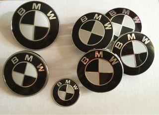 Kit de 7 emblemas de BMW