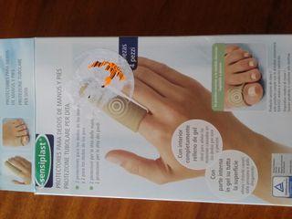Protectores para dedos manos y pies