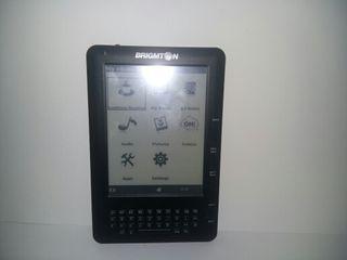 """Ebook tactil 6"""" BRIGMTON"""