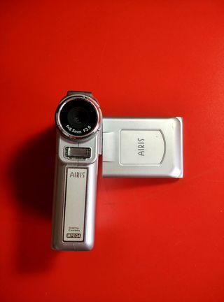 Cámara de vídeo compacta AIRIS.