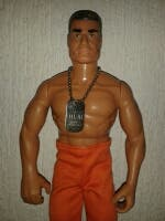 Muñeco Action Man