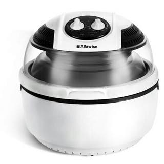 Freidora por aire caliente 10 litrosAlfawise HA -