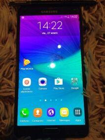 Samsung galaxi note 4