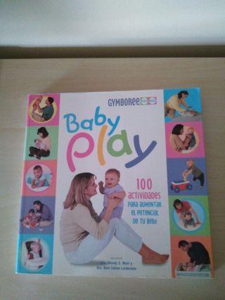 Libro Baby Play actividades para bebés