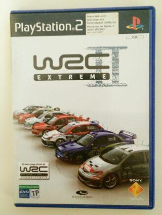 WRC 2 Extreme para PS2