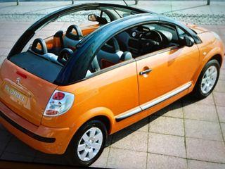 Citroen Pluriel automático 110cv exclusive