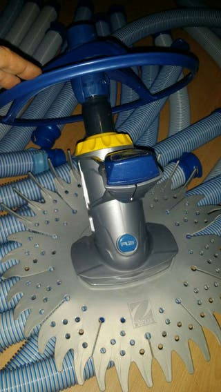 Robot piscina r3 t3 zodiac de segunda mano por 220 en for Robot piscina segunda mano