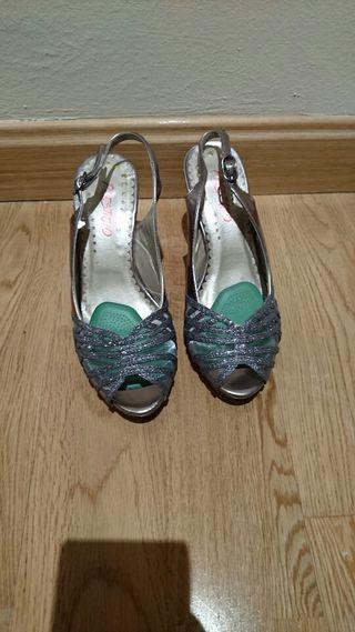 zapatos de fiesta o eventos para chica
