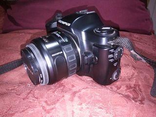 cámara fotos Olympus OM101