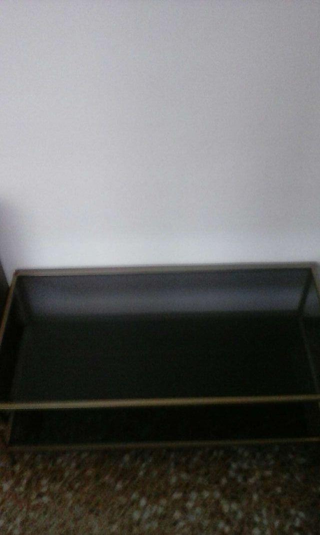 Mesa de cristal