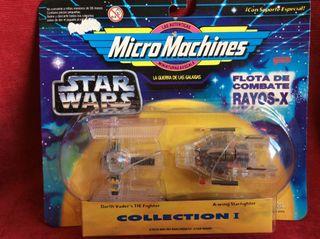 Micromachines Star Wars Guerra De Las Galaxias