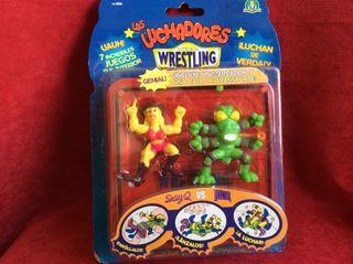 Los Luchadores Los Heroes Del Wrestling
