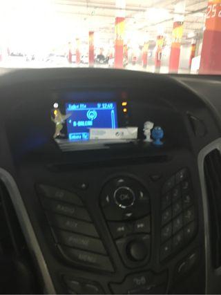 Ford Focus modelo 5 puertas gasolina 1600