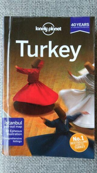Guia lonely planet Turquia