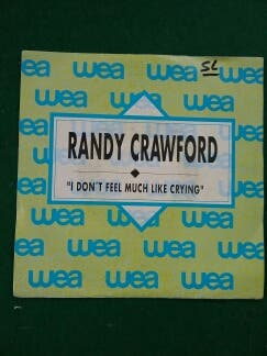 RANDY CRAWFORD 1989 (PROMO).