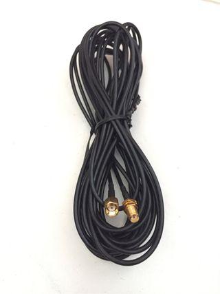 Cable alargador GPS o WiFi con conectores SMA