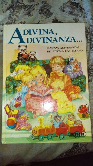 Libro Adivina, Adivinanza...