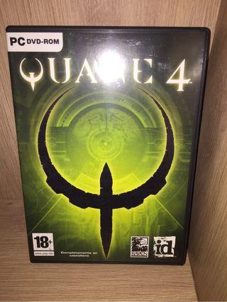 Quake 4 para PC