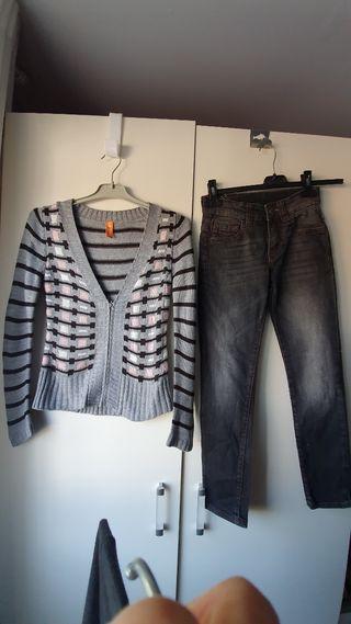 lote 8 prendasx 32€.ropa niña 10/12años.